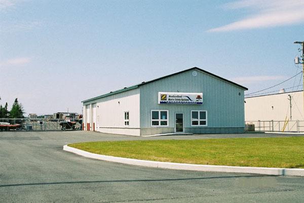 Newfoundland Marine Safety Systems