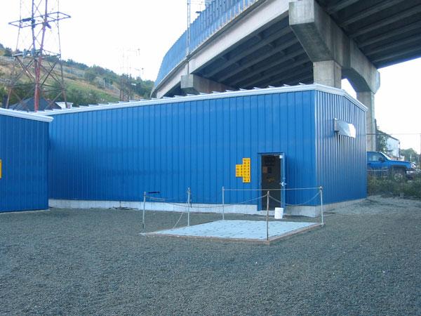 Newfoundland Power Transformer Building