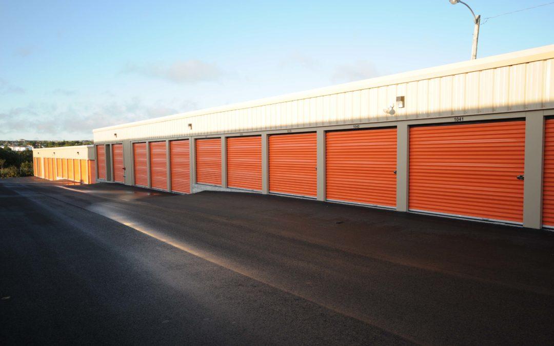 30×400 Self Storage Building