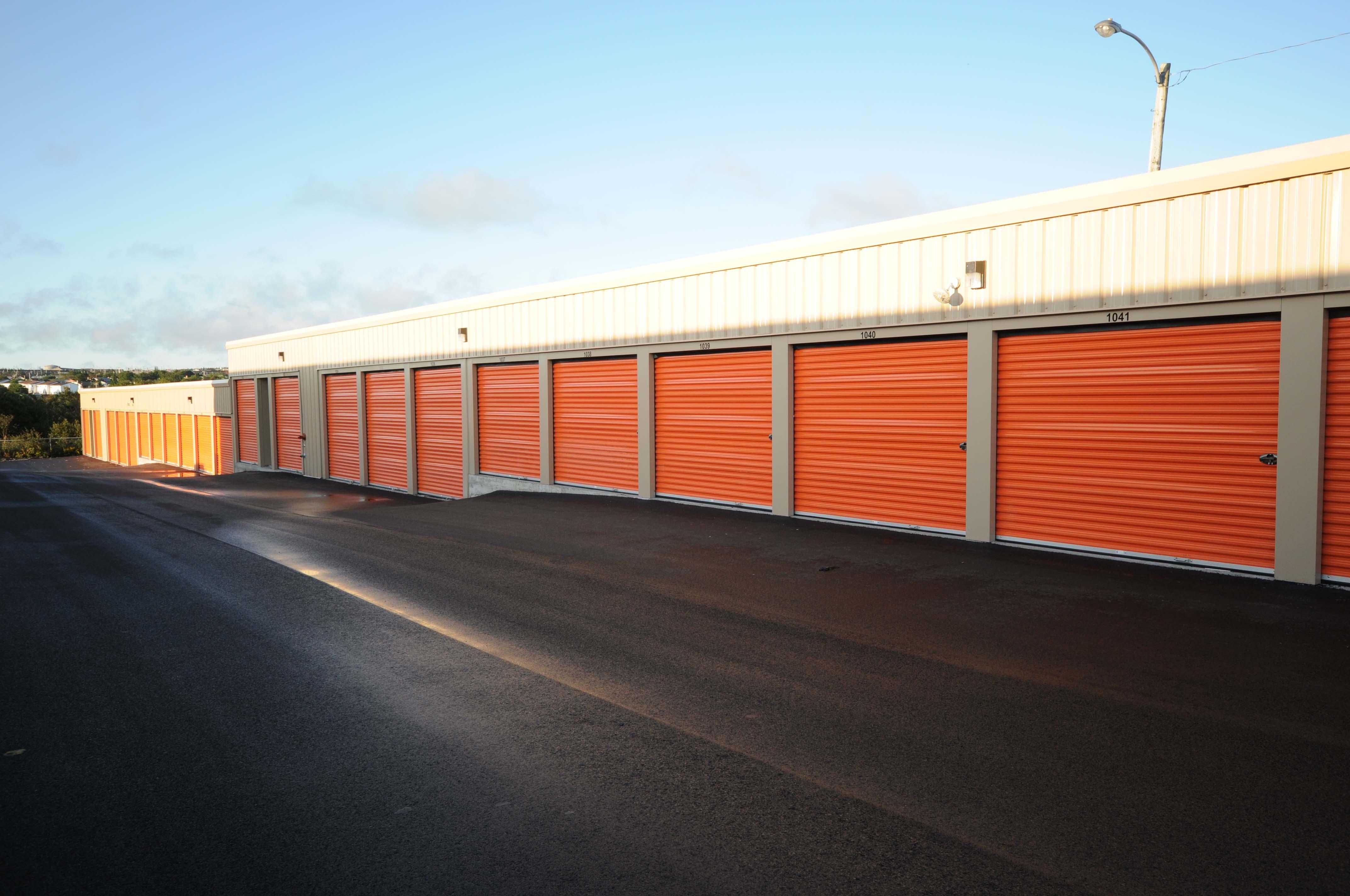 30x400 Self Storage Building